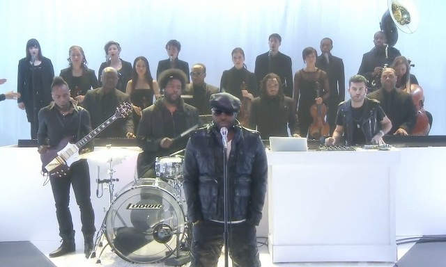 The Roots on The Tonight Show