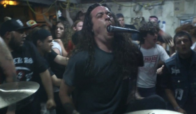 "Trash Talk - ""The Hole"" video"