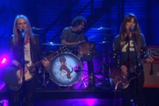 Veruca Salt on Conan