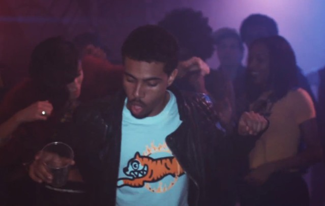 "Vic Mensa - ""Down On My Luck"" video"