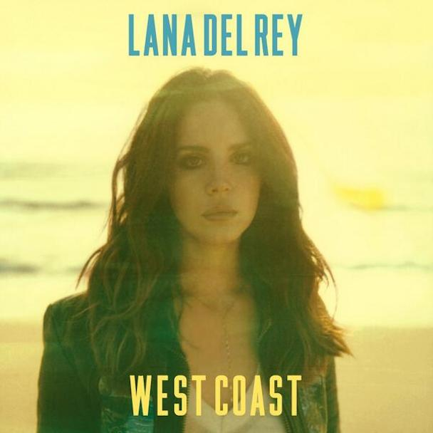 "Lana Del Rey – ""West Coast (Four Tet Remix)"""