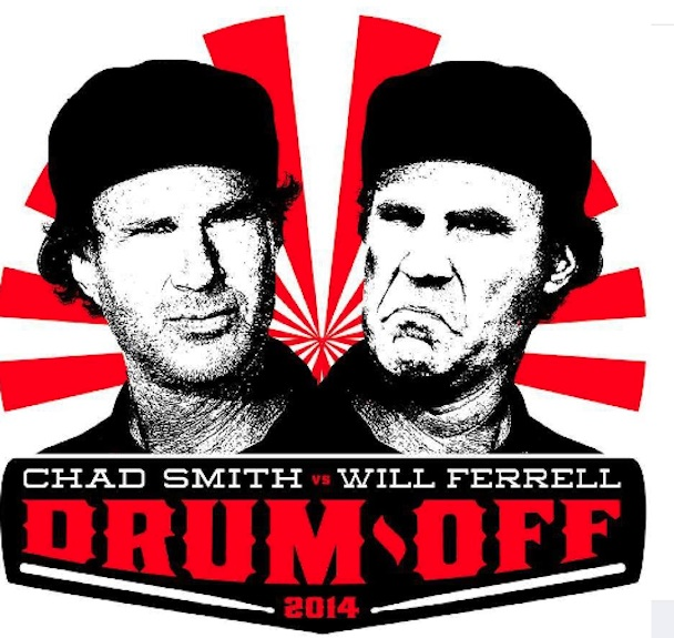 Chad Smith &#038; Will Ferrell Set <em>Fallon</em> Drum-Off