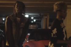 "Young Thug & Metro Boomin - ""The Blanguage"" video"