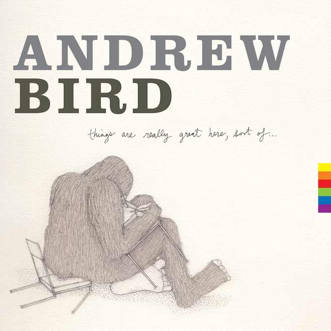 Andrew Bird Announces New Album <em>Things Are Really Great Here, Sort Of…</em>