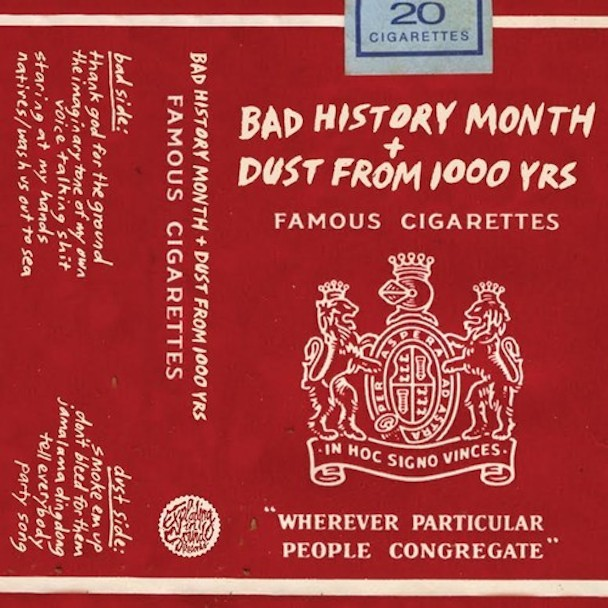 "Bad History Month – ""Staring At My Hands"" (Stereogum Premiere)"