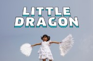 "Little Dragon – ""Paris (Totally Enormous Extinct Dinosaurs Holiday Edit)"""