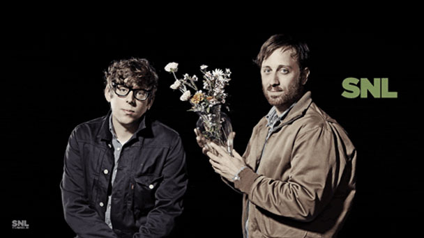 Watch The Black Keys Play <em>SNL</em> With Charlize Theron