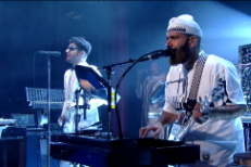 Chromeo On Letterman 2014