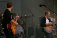 Watch Chris Martin Join Kings Of Leon At Radio 1's Big Weekend