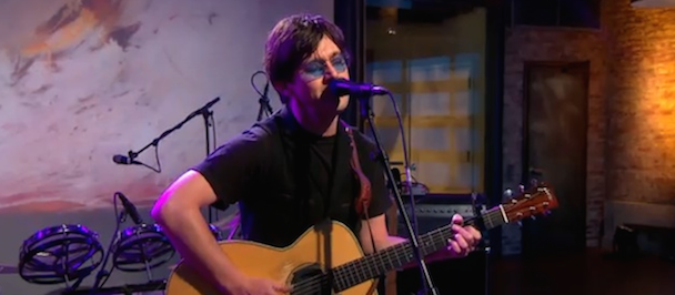 Watch Conor Oberst Play Three Songs On CBS This Morning