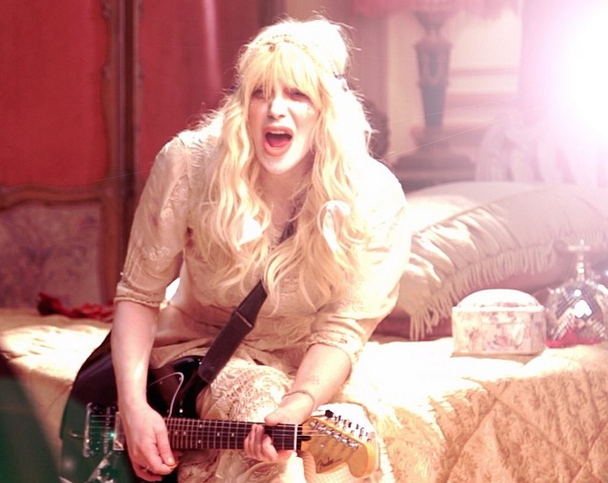 "Courtney Love - ""You Know My Name"" Video"