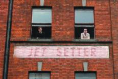 Jet Setter EP cover art