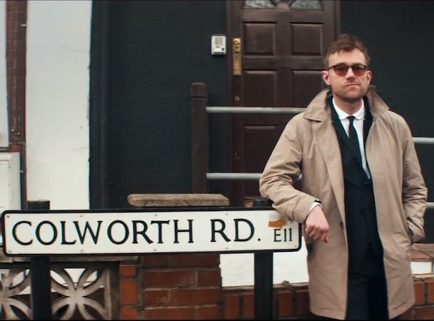 "Damon Albarn - ""Mr. Tembo"" Video"