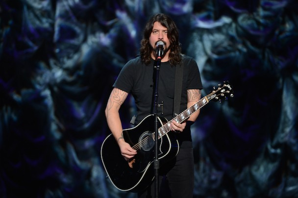 "Foo Fighters Promise LP8 Not ""Some Crazy, Bleak Radiohead Record"""