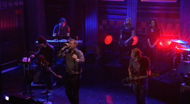 "Watch Elbow Perform And Discuss ""New York Morning"" On Fallon"