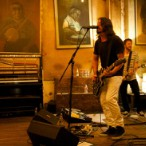 Foo Fighters Played A Surprise Show At New Orleans' Preservation Hall Last Night