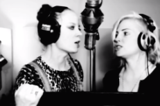 "Garbage – ""Girls Talk"" (Feat. Brody Dalle) Video"