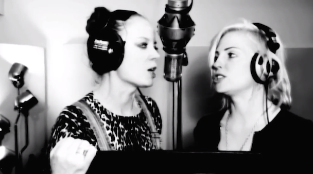 "Garbage - ""Girls Talk"" (Feat. Brody Dalle) Video"