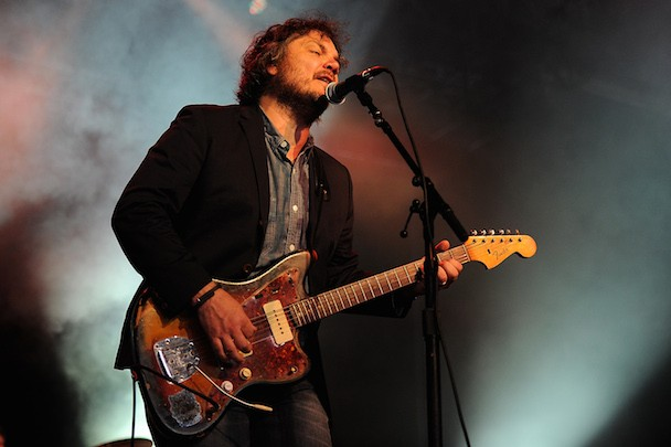 Jeff Tweedy Announces Debut Solo Album, North American Tour