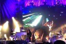 "Watch Lana Del Rey Debut ""Ultraviolence"" In Vancouver"