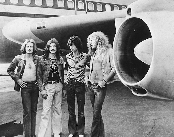 "Jimmy Page Is Fed Up With Robert Plant's Refusal To Reunite Led Zeppelin; Meanwhile, They're Finally Getting Sued For Ripping Off Spirit On ""Stairway"""