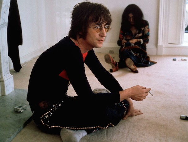 John Lennon & Yoko Ono 1971