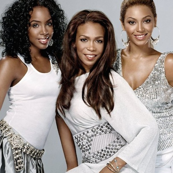 "Michelle Williams - ""Say Yes!"" (Feat. Beyoncé, Kelly Rowland, & Solange)"