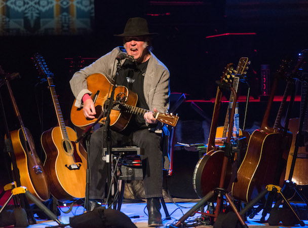 Neil Young &#038; Jack White To Appear On <em>Fallon</em> Together On Monday