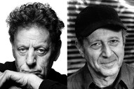 Steve Reich & Philip Glass Bury The Hatchet For Nonesuch's 50th