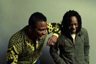 Shabazz Palaces Debuted New Album <em>Lese Majesty</em> At A Laser Light Show In Seattle