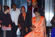 Solange & Jay Z Fight At The Met Ball
