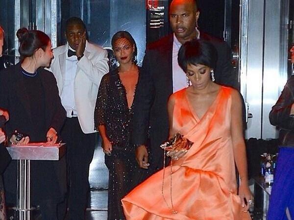 Beyoncé, Jay Z, Solange Release Statement About Elevator Fight