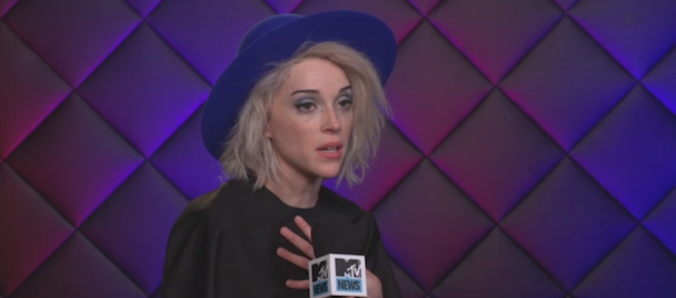 St. Vincent Talks Nirvana, SNL, Dreams Coming True