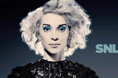 St. Vincent On SNL