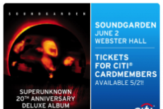 Superunknown NYC