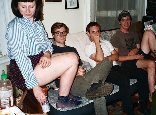 Members Of Swearin', Speedy Ortiz, Perfect Pussy, Joanna Gruesome Share What It's Like Being The Only Girl In A Band