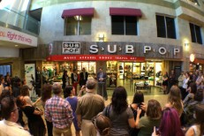 Inside The New Sub Pop Record Store At Seattle-Tacoma Airport