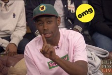 Tyler, The Creator On HuffPo Live
