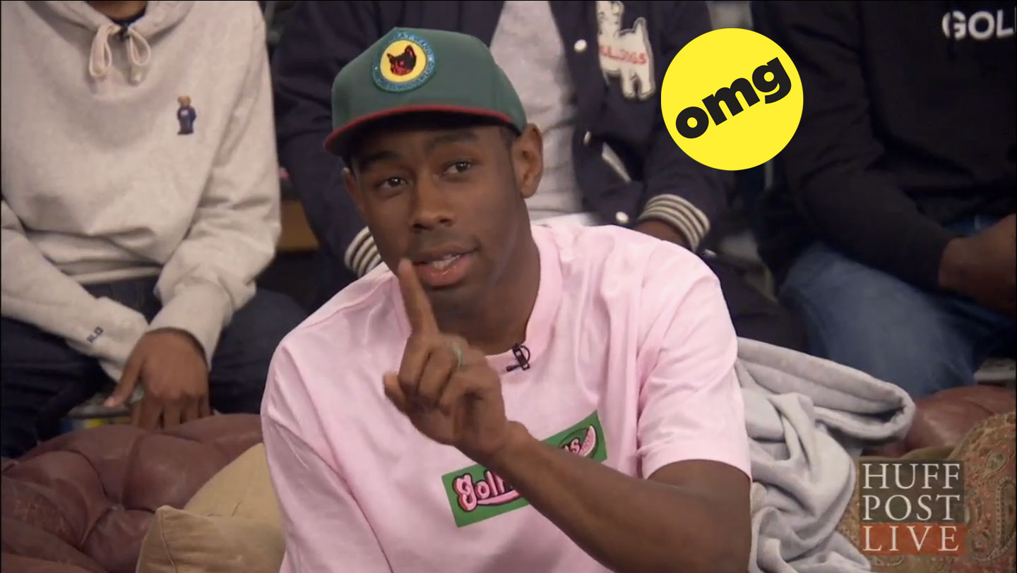 9 Tweets About Tyler, The Creator Only Buzzfeed Employees Will Understand