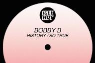 "Bobby B – ""So True"" & ""So True (John Talabot's Espiral Remix)"" (Stereogum Premiere)"
