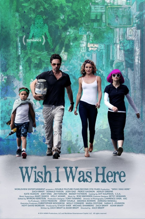 Hear A New Shins Song In The Insufferable Trailer To Zach Braff&#8217;s <em>Wish I Was Here</em>