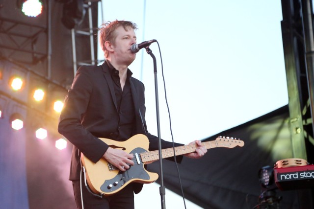 Spoon @ Governors Ball Music Festival