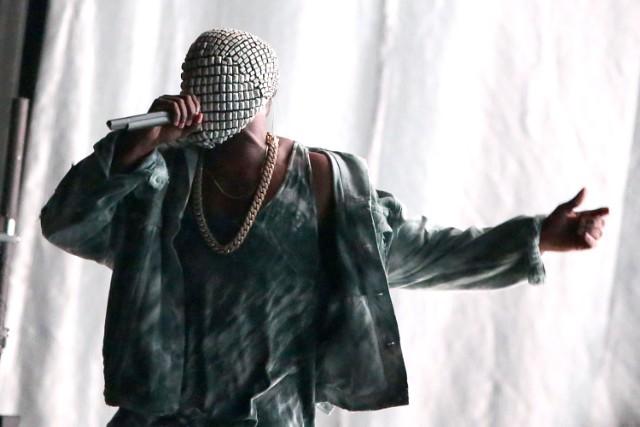 Kanye West @ Bonnaroo 2014