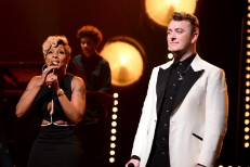 Watch Mary J. Blige Join Sam Smith At The Apollo