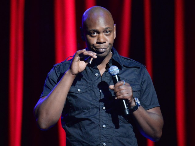 Dave Chappelle at Radio City Music Hall 6/18/14