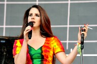 Watch Glastonbury 2014 Performances From Lana Del Rey, Arcade Fire, Jack White, Disclosure, Haim, & More