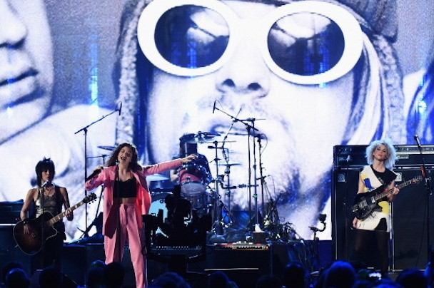 29th Annual Rock And Roll Hall Of Fame Induction Ceremony