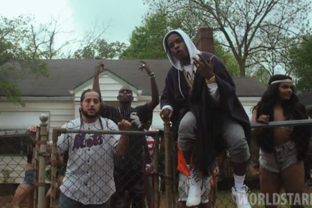 "ASAP Mob - ""Hella Hoes"" video"