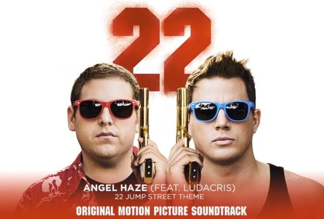 """Angel Haze - """"22 Jump Street"""""""