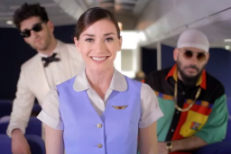 "Chromeo – ""Frequent Flyer"" Video"